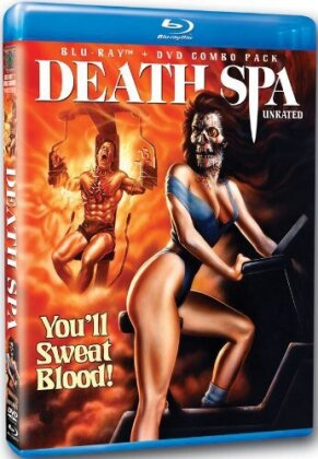 Death Spa (Unrated, Blu-ray + DVD)