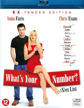 What's Your Number? - (S)ex List (2011) (Extended Edition)
