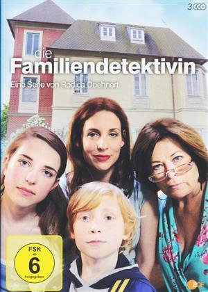 Die Familiendetektivin - Staffel 1 (3 DVDs)