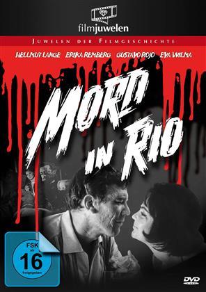 Mord in Rio (1963) (Filmjuwelen, s/w)