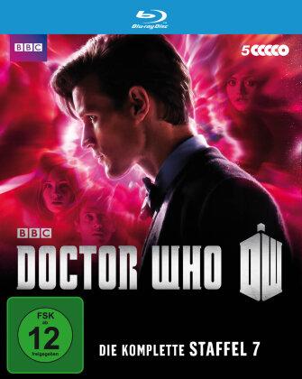 Doctor Who - Staffel 7 (5 Blu-rays)
