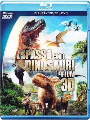 A spasso con i dinosauri (2013) (Blu-ray 3D + Blu-ray + DVD)