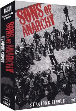 Sons of Anarchy - Stagione 5 (4 DVD)