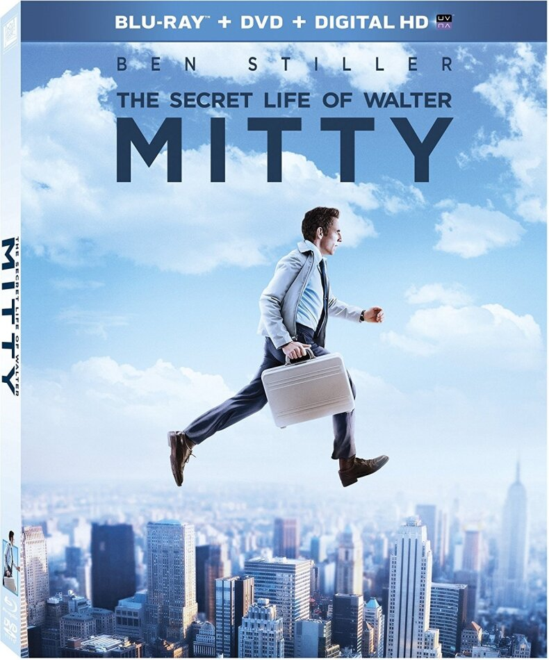 The Secret Life Of Walter Mitty 2013 Blu Ray Dvd Cede Com