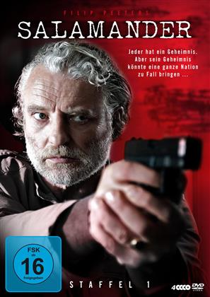 Salamander - Staffel 1 (4 DVDs)