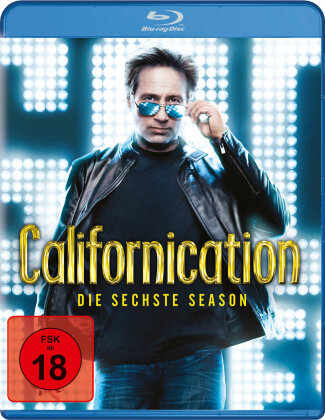 Californication - Staffel 6 (3 Blu-rays)