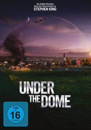 Under the Dome - Staffel 1 (4 DVDs)