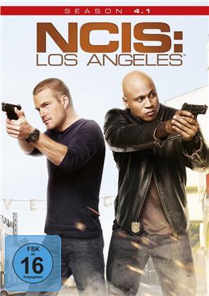 NCIS - Los Angeles - Staffel 4.1 (3 DVDs)