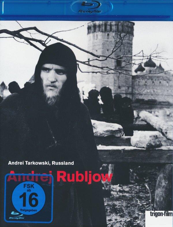 Andrej Rubljow (1966) (Trigon-Film, s/w, Restaurierte Fassung)
