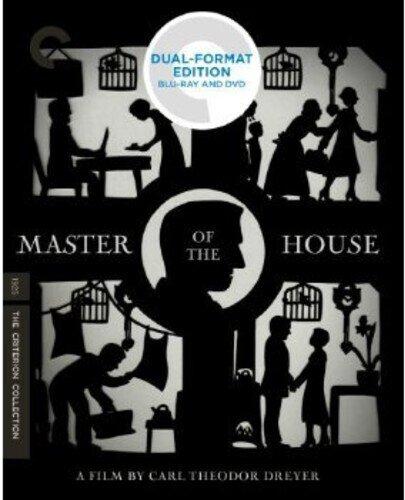 Master of the House - Du skal ære din hustru (1925) (Criterion Collection, Blu-ray + DVD)