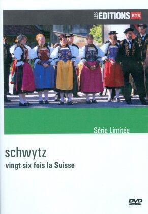 Vingt-six fois la Suisse - Schwytz (Les Éditions RTS) (Limited Edition)