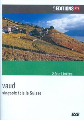 Vingt-six fois la Suisse - Vaud (Les Éditions RTS) (Limited Edition)
