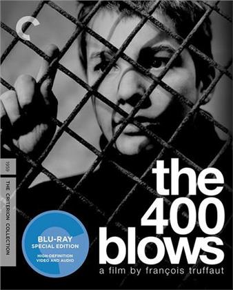 The 400 Blows (1959) (s/w, Criterion Collection)