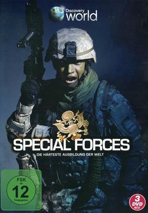 Special Forces - Die härteste Ausbildung der Welt - Discovery World (3 DVDs)