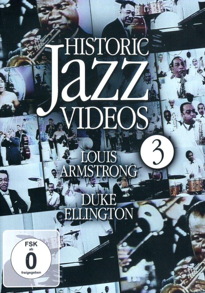 Various Artists - Historic Jazz Videos - Vol. 3