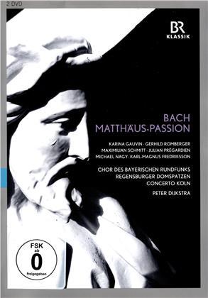 Concerto Köln, Chor des Bayerischen Rundfunks, … - Bach - Matthäus Passion (2 DVDs)
