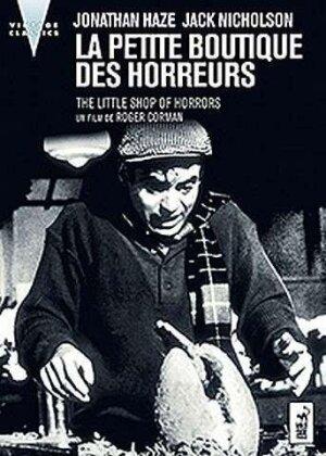 La petite boutique des horreurs (1960) (s/w)