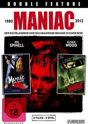 Maniac (1980) / Maniac (2013) (Double Feature, 2 DVDs)