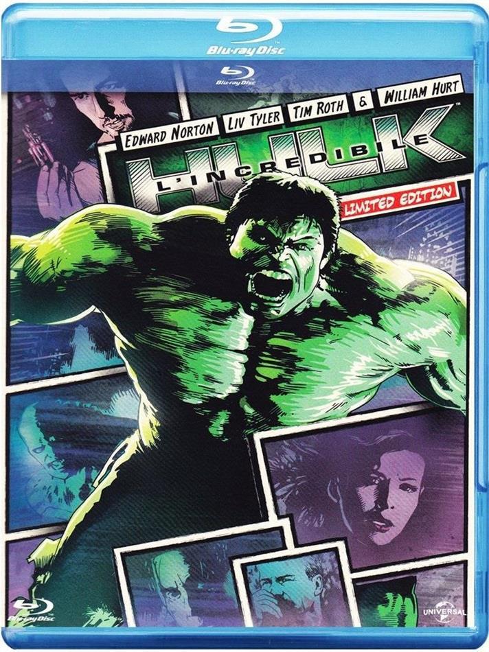 L'incredibile Hulk - (Reel Heroes Collection) (2008)