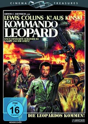 Kommando Leopard (1985) (Cinema Treasures, Uncut)