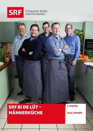 SRF bi de Lüt - Männerküche - Staffel 2