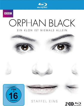 Orphan Black - Staffel 1 (BBC, 2 Blu-ray)