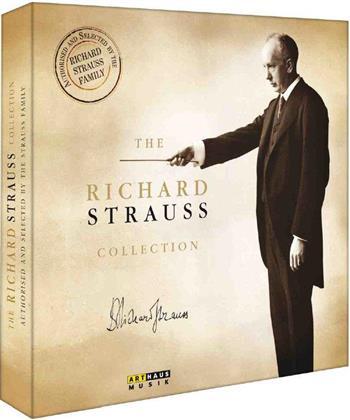 Various Artists - The Richard Strauss Collection (Arthaus Musik, 7 DVDs)
