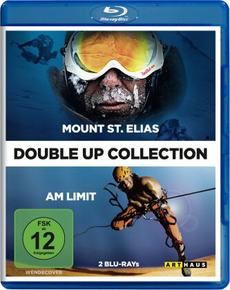 Mount St. Elias / Am Limit (Double Up Collection, Arthaus, 2 Blu-rays)