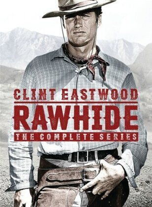 Rawhide - The Complete Series (59 DVDs)
