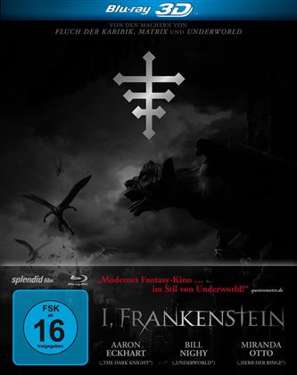 I, Frankenstein (2013) (Limited Edition, Steelbook)