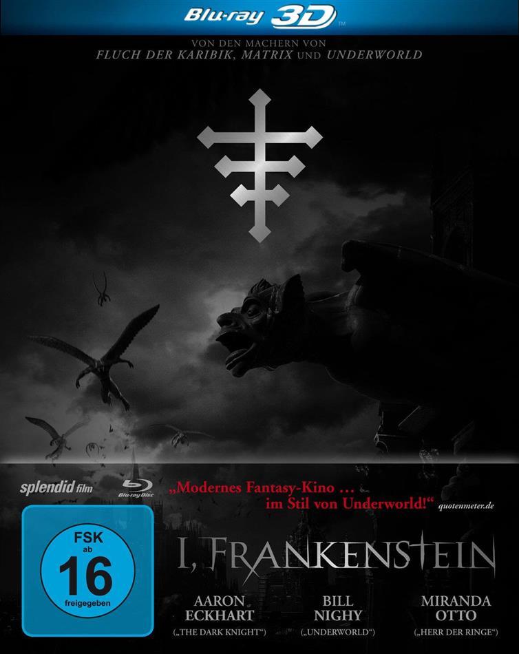 I, Frankenstein (2013) (Limited Edition, Steelbook)