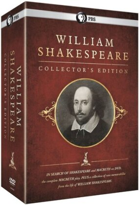 William Shakespeare (Collector's Edition, 3 DVD)