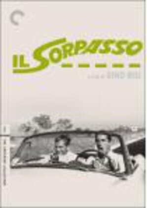 Il sorpasso (1962) (s/w, Criterion Collection)