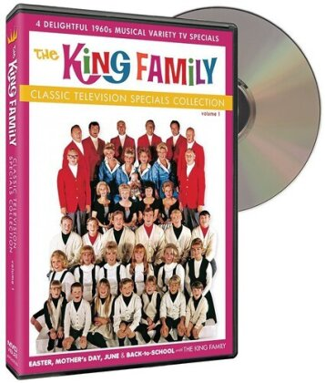 The King Family - Classic Television Specials Collection, Vol. 1 (2 DVDs)