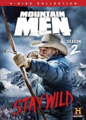 Mountain Men - Season 2 (4 DVDs)