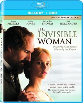 The Invisible Woman (2013) (Blu-ray + DVD)