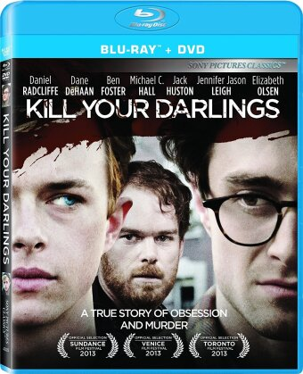Kill Your Darlings (2013) (Blu-ray + DVD)