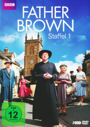 Father Brown - Staffel 1 (3 DVDs)
