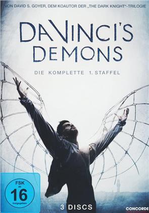 Da Vinci's Demons - Staffel 1 (3 DVDs)