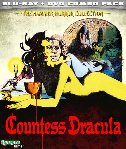 Countess Dracula (1971) (Blu-ray + DVD)