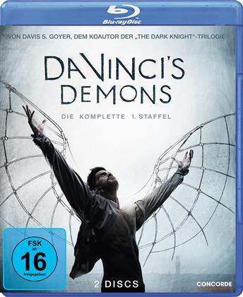 Da Vinci's Demons - Staffel 1 (2 Blu-rays)
