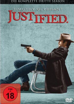 Justified - Staffel 3 (3 DVDs)