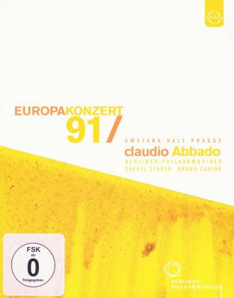 Berliner Philharmoniker, Claudio Abbado & Cheryl Studer - European Concert 1991 from Prague (Euro Arts)