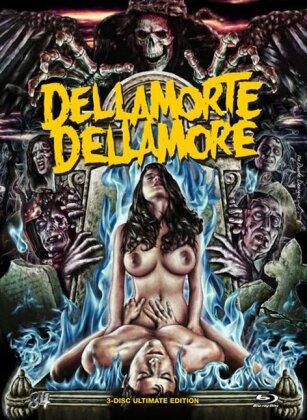 Dellamorte Dellamore (1994) (Edizione Limitata, Blu-ray 3D + Blu-ray + DVD)