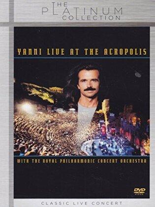 Yanni - Live at the Acropolis (Platinum Edition)