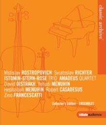 Various Artists - Classic Archive: Collector's Edition - Vol. 3 Ensembles (Idéale Audience)