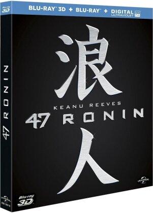 47 Ronin (2013) (Blu-ray 3D + Blu-ray)