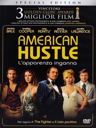American Hustle - L'apparenza inganna (2013) (Edizione Speciale)