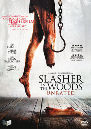 Slasher in the Woods (2012) (Limited Edition, Unrated)