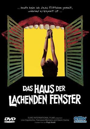 Das Haus der lachenden Fenster (1976) (Kleine Hartbox, Cover A, Uncut)